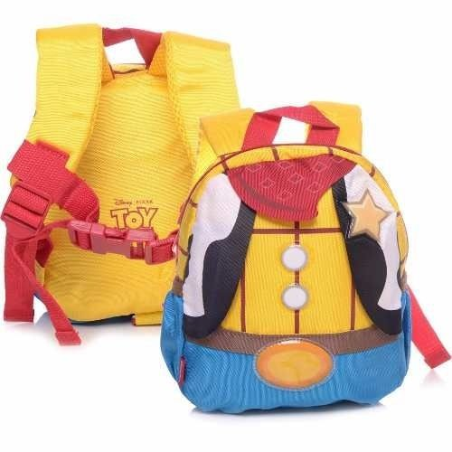 Mochila Infantil Side by Side Toy Story Woody (1835)