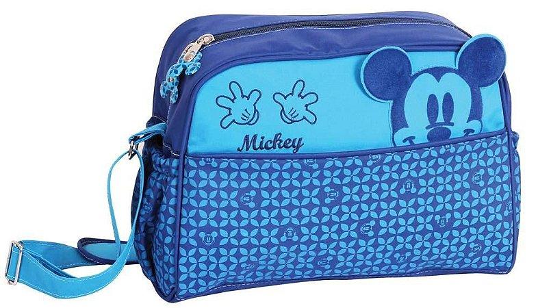 Bolsa Maternidade com Trocador Baby Go Mickey (2187)