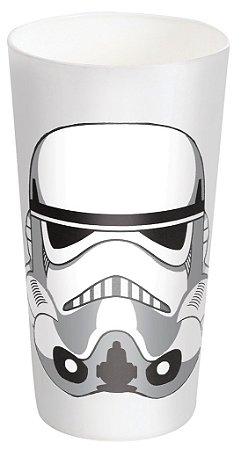 Copo Decorado Star Wars Branco - Stormtrooper (1824)