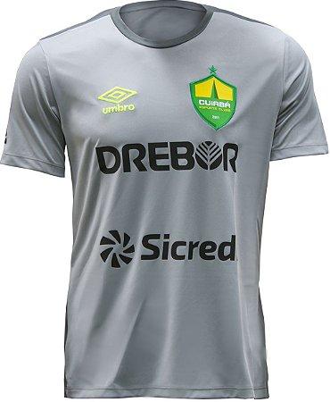 Camisa Cinza Goleiro Masculina Oficial 2019