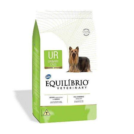 Equilíbrio Veterinary Cães Urinary 7,5kg