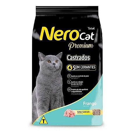 NERO CAT CASTRADOS 10,1KG