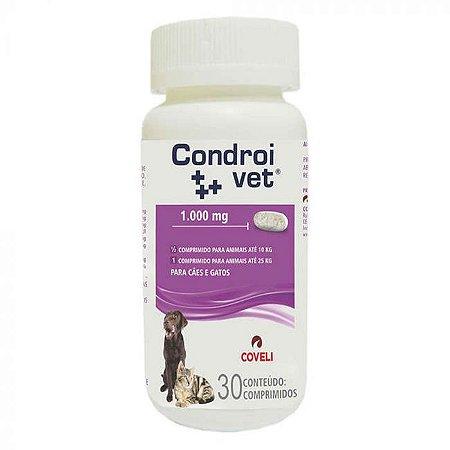 CondroiVet 1.000 - 30 comprimidos