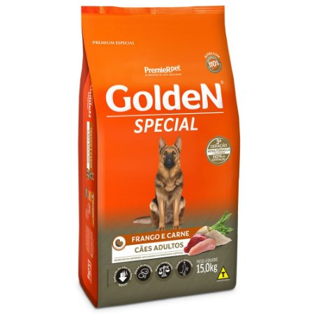Golden Special Adulto 15kg