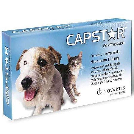 Capstar 11,4 mg - UNIDADE