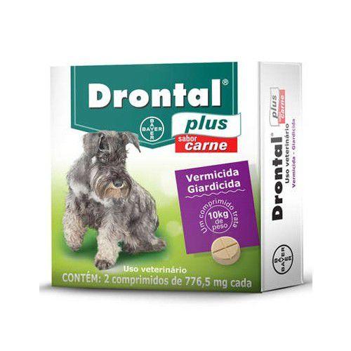 Drontal Plus - 2 comprimidos