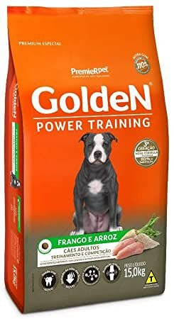 Golden Power Training Adulto 15kg
