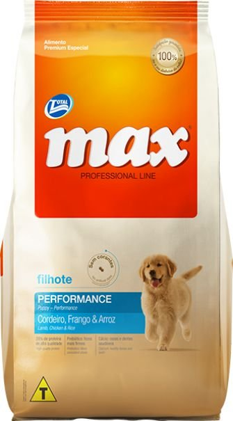 Max Prof. Line Filhotes 15kg