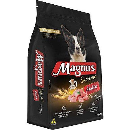Magnus Supreme Premium Especial Adulto 15kg