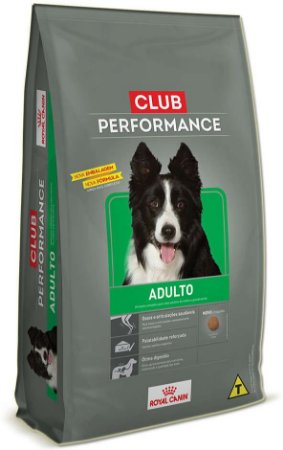 Club Performance Adulto 15kg - Royal Canin