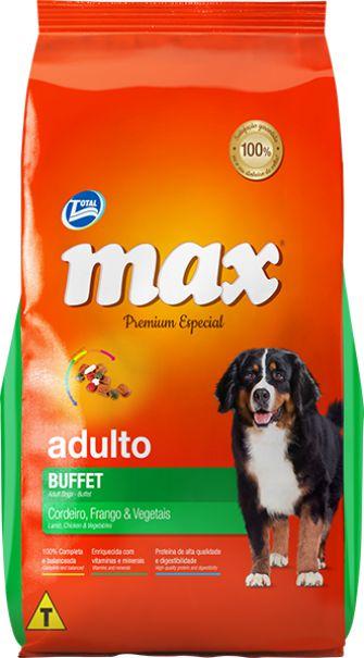 Max Buffet 15Kg