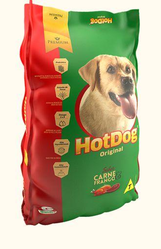 HOT DOG ADULTO 25KG