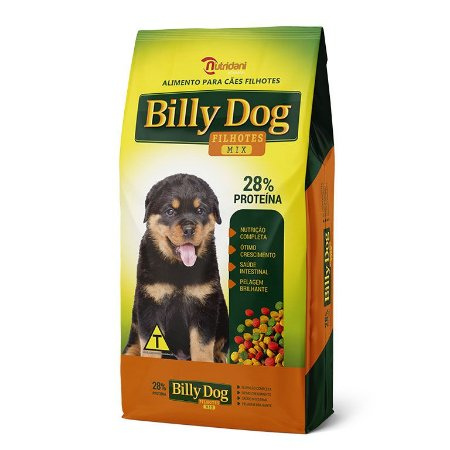 BILLY DOG FILHOTE MIX 8KG