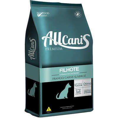 ALLCANIS FILHOTE 15KG