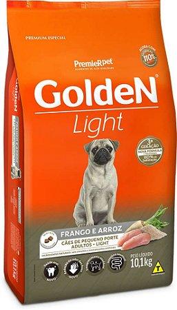 GOLDEN LIGHT PEQUENO PORTE 10KG