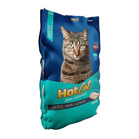 HOT CAT PEIXE 10KG
