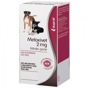 MELOXIVET 2MG - 10 COMPRIMIDOS