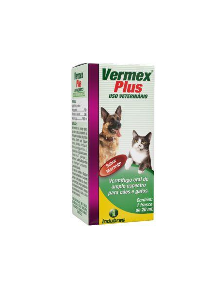 VERMEX PLUS 20ML