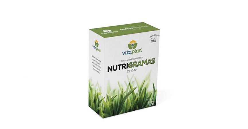 Fertilizante Nutrigramas Vitaplan 1kg