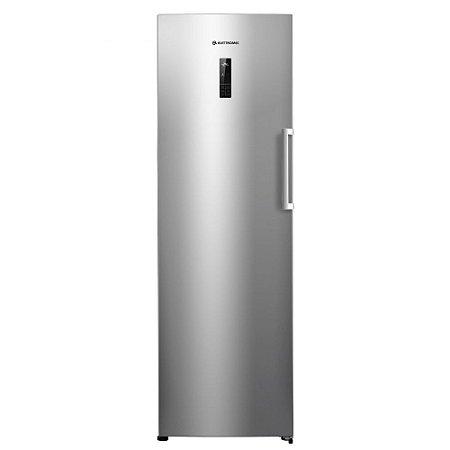 Freezer Elettromec Duo 262 Litros Titanium 220V - FZ-DU-262-XX-2HSB