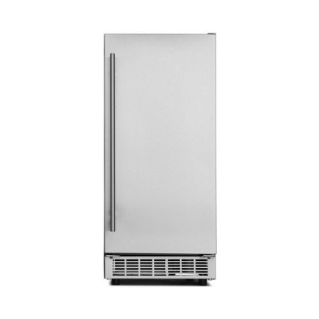 Máquina de Gelo para Embutir Elettromec Inox IM-BI-18-XX-1SXB
