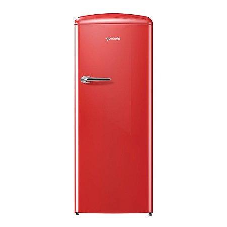 Refrigerador Gorenje Retrô Ion Generation Vermelho 220V ORB152RD