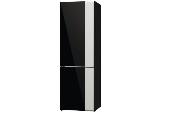 Refrigerador Gorenje Ora-Ito Black Ion Generation 2 Portas Inverse 220V NRKORA62E-L