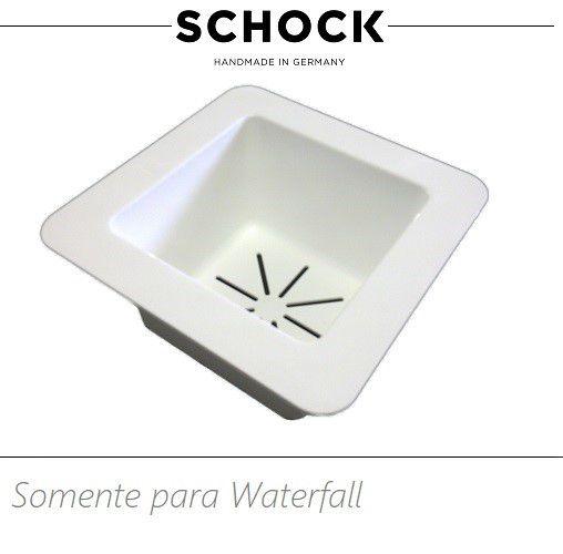CESTO PLASTICO WATERFALL SCHOCK