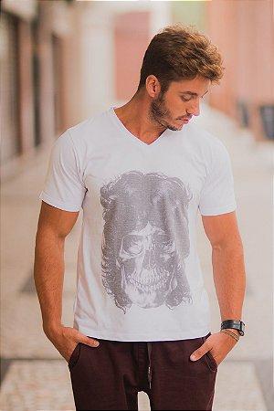 Camiseta Gola V - Rock Style