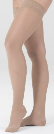Sheer Soft Meia Coxa 20-30 mmHg Natural