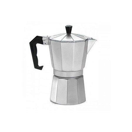Cafeteira Italiana para 12 Cafezinhos - Alumínio - 600ml