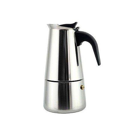 Cafeteira Italiana - Inox - 300ml
