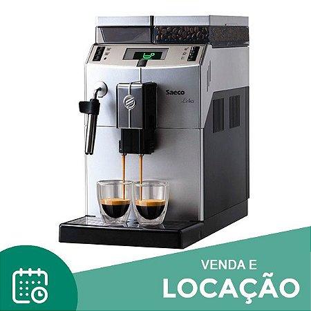 Lírika Plus Saeco - Cafeteira Expresso Automática