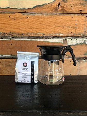 3KG Café Especial - GANHE um Conjunto para coar café HARIO V60