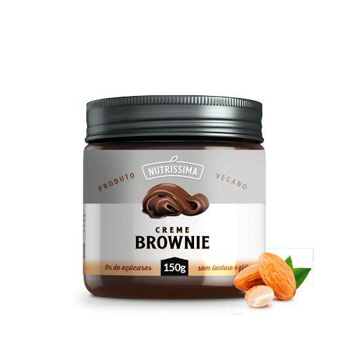 Creme de Brownie - Nutrissima 150g