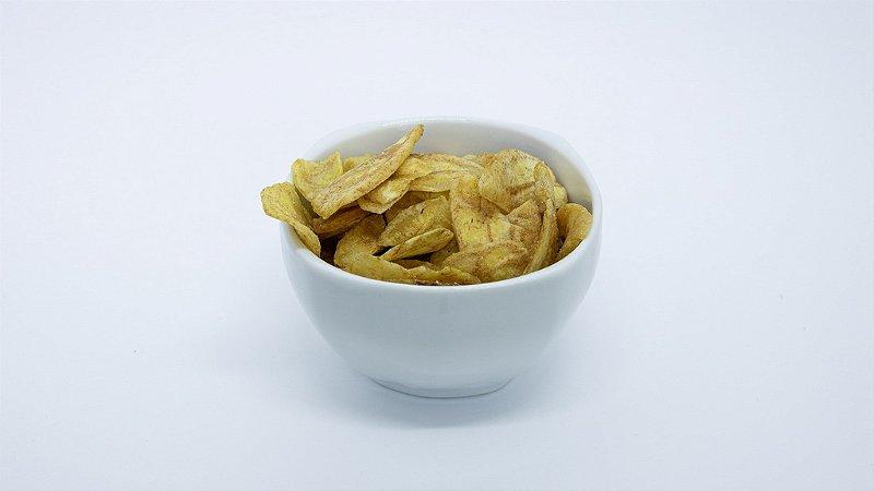 Chips de Banana Canela e Açúcar - 100g