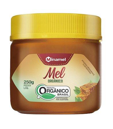 Mel Orgânico Pote Minamel - 250g