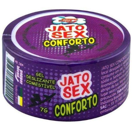 JATO SEX CONFORTO GEL ANESTESICO 7G PEPPER BLEND