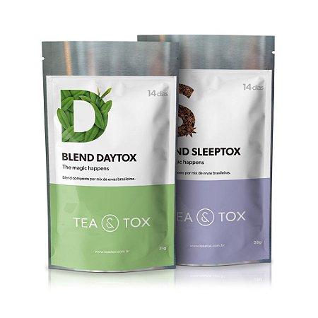 Programa de Chás Detox - 14 Dias