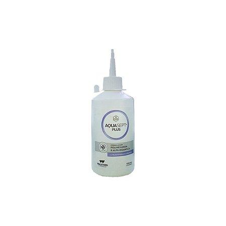 AQUASEPT PLUS, Solução Aquosa para Higienização da Pele com Polihexanida PHMB - Unidade
