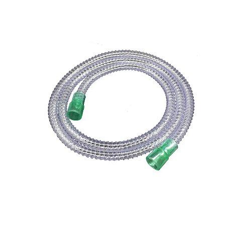 Traqueia para Circuito Respiratório em PVC Cristal tamanho Infantil - Unidade