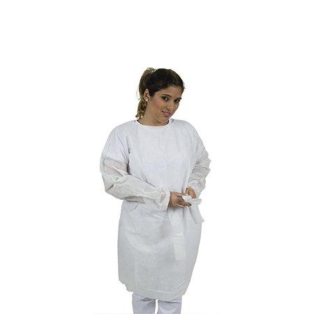 Avental Cirúrgico Proteção Total Estéril com manga Longa Dejamaro - Unidade