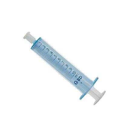 Seringa Dosador Oral com Tampa 3ml - Pacote com 150 Unidades