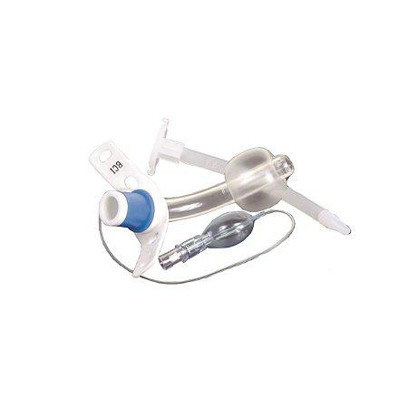 Cânula para Traqueostomia com Balão (Tipo Standard) com Mandril Adulto/ Pediátrico - Unidade
