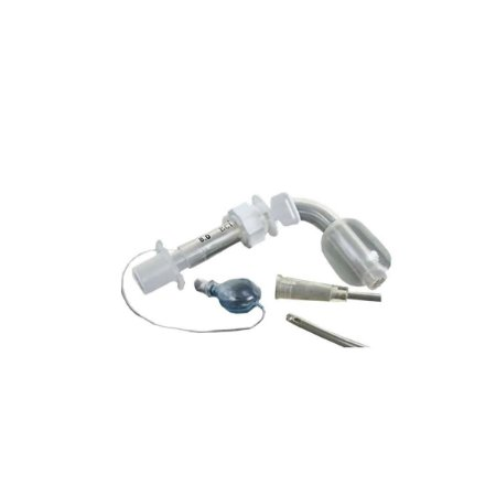 Cânula para Traqueostomia com Balão Ajustável (Longa - tipo Safetyclear/ Telescopada) - Unidade