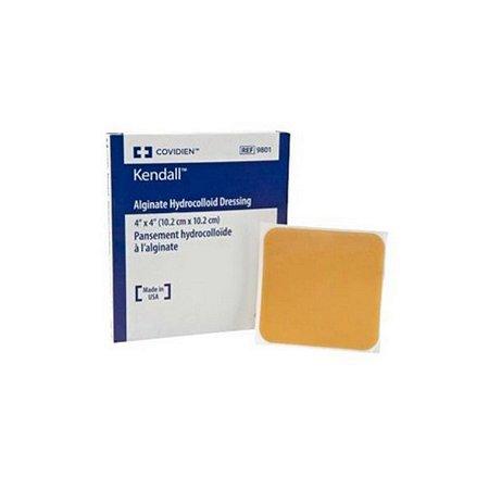 Curativo de Hidrocoloide e Alginato de Cálcio - Kendall (10 x 10cm) - Unidade