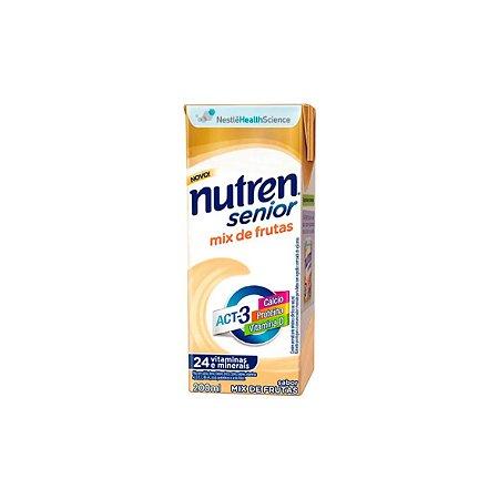 Nutren Senior, Vários Sabores de 200ml da Nestlé - Unidade
