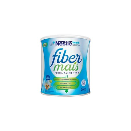 Fibra Alimentar Resource Fiber Mais - Lata/Sachê
