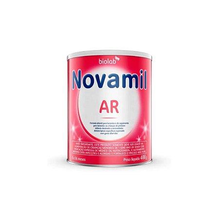 Fórmula Infantil Novamil AR - 400g