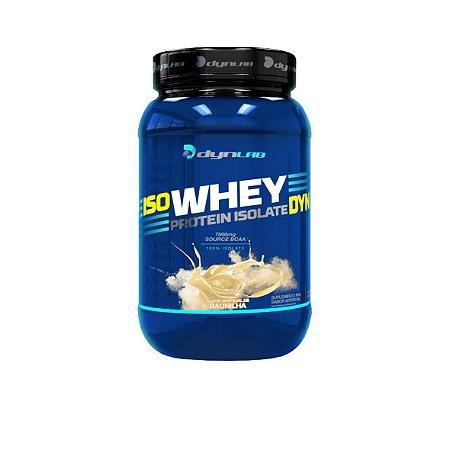 Iso Whey Dyn - Suplemento Proteico para Atletas - 300g